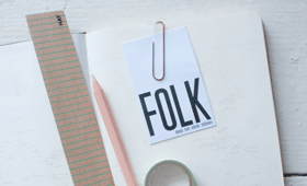 FOLK pop up | collaboration