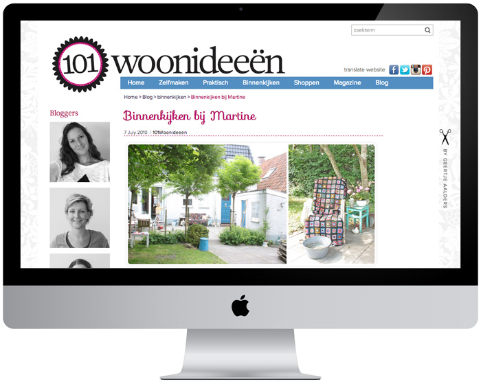 101 Woonideeën Blog
