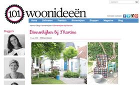 101 Woonideeën | publicatie