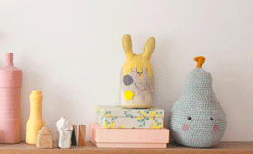 Mme. & M. Poire | DIY