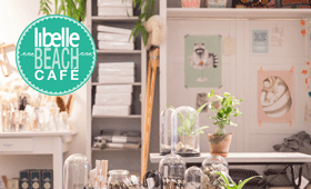 Libelle Beach Cafe | collaboration