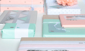 Pastel Packing | DIY
