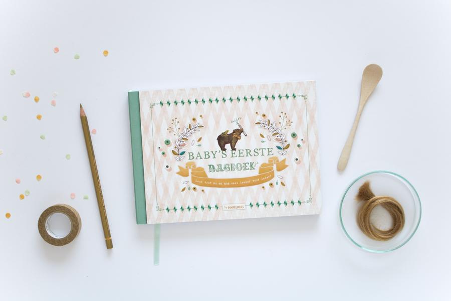 Pimpelmees_Babydagboek